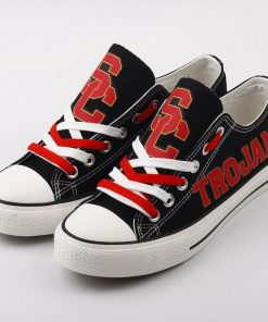 USCTrojans Limited Southern California Trojans Low Top Canvas Shoes Sport
