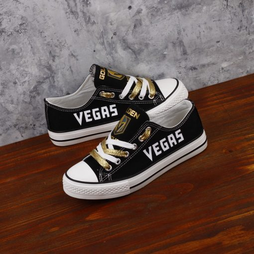 Golden Knights Limited Low Top Canvas Shoes Sport