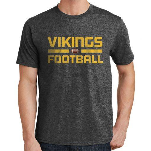 Vikings Football T Shirt Minnesota Sports Team 3294 1