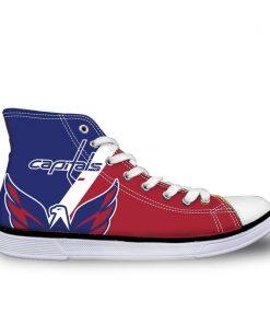 Washington Capitals Casual Canvas Shoes Sport