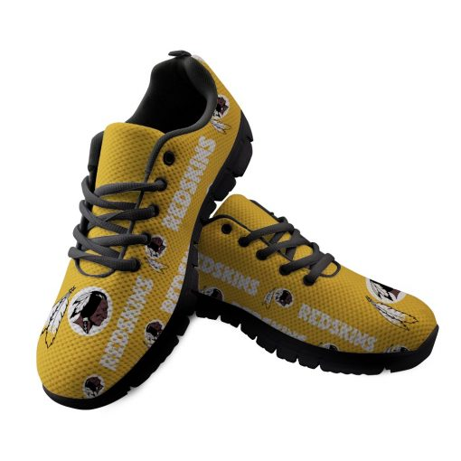 Washington Redskins Custom 3D Print Running Sneakers