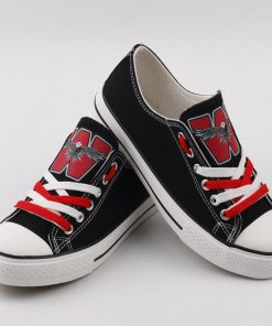 Weatherford High School Limited Students Low Top Canvas Sneakers