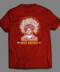 YOUTH SIZE KANSAS CITYS PATRICK MAHOMES CHIEF MAHOMES KIDS T SHIRT 1