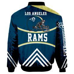 Rams Bomber Jacket Unisex