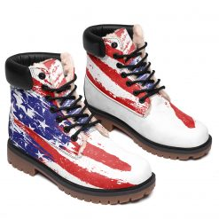 America Flag Limited Winter Boot