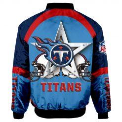 Tennessee Titans Bomber Jacket Unisex