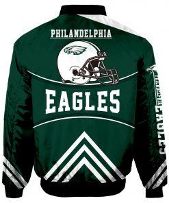 Philadelphia Eagles Bomber Unisex Jacket