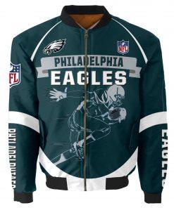 Philadelphia Eagles Bomber Jacket