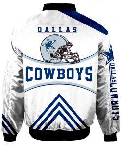 Dallas Cowboys Limited Bomber Jacket Men Women