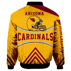 Arizona Cardinals Air Force One Flight Jacket MAS026