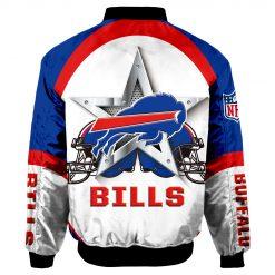 Buffalo Bills Limited Air Force One Flight Jacket