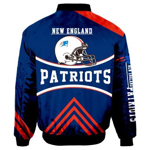 New England Patriots Bomber Jacket Unisex
