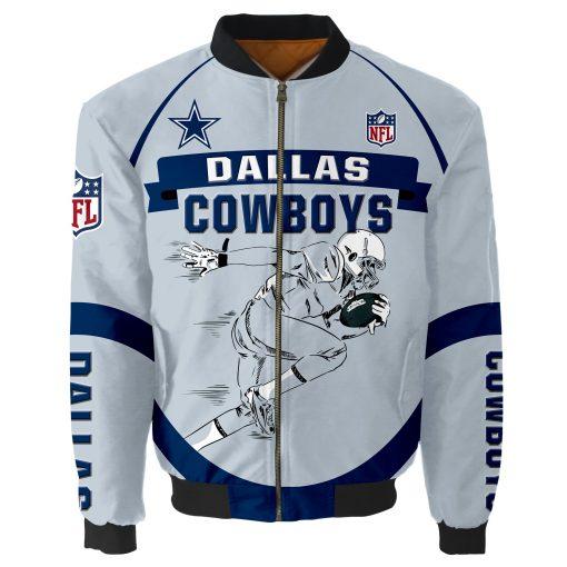 Dallas Cowboys Limited Air Force One Flight Jacket