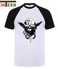 2018 New Fashion Darthwork Design Men T shirt Short Sleeve Hipster Star Tops Wars The Darth 1