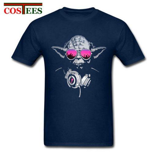 2018 New Fashion Darthwork Design Men T shirt Short Sleeve Hipster Star Tops Wars The Darth 3