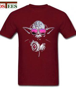 2018 New Fashion Darthwork Design Men T shirt Short Sleeve Hipster Star Tops Wars The Darth 4