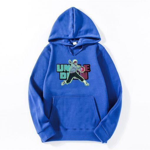 2019 Brand New Fashion Kyrie Irving Men Sportswear Print Men Hoodies Pullover Hip Hop Mens tracksuit 5