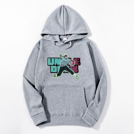 2019 Brand New Fashion Kyrie Irving Men Sportswear Print Men Hoodies Pullover Hip Hop Mens tracksuit
