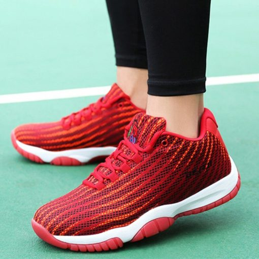 2019 High Quality men Sneakers Brand Cushioning Shockproof Basketball Shoes men s Training Boots Breathable Cushion 3