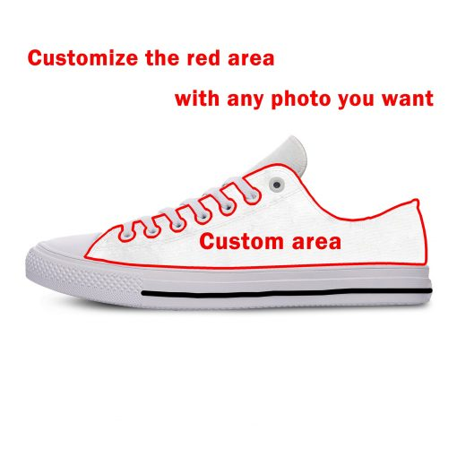 2019 Hot Fashion Printing Comfortable Shoes Colorful Redskins Cool Unisex Lightweight Casual Shoes 10