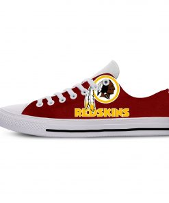 2019 Hot Fashion Printing Comfortable Shoes Colorful Redskins Cool Unisex Lightweight Casual Shoes 3