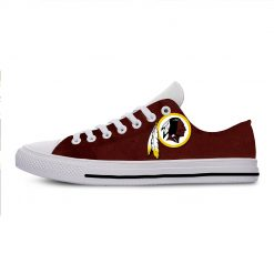 2019 Hot Fashion Printing Comfortable Shoes Colorful Redskins Cool Unisex Lightweight Casual Shoes 8