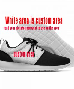 2019 Hot Fashion Printing Pittsburgh Pirates Logos Lightweight Sport Shoes for Walking for Family Friends 3