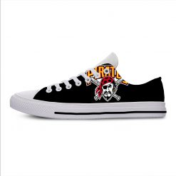 2019 Hot Fashion Printing Pittsburgh Pirates Logos Lightweight Sport Shoes for Walking for Family Friends 4