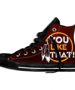 2019 Hot Fashion Printing hIgh top Sneakers redskins Unisex Lightweight Casual Shoes 1