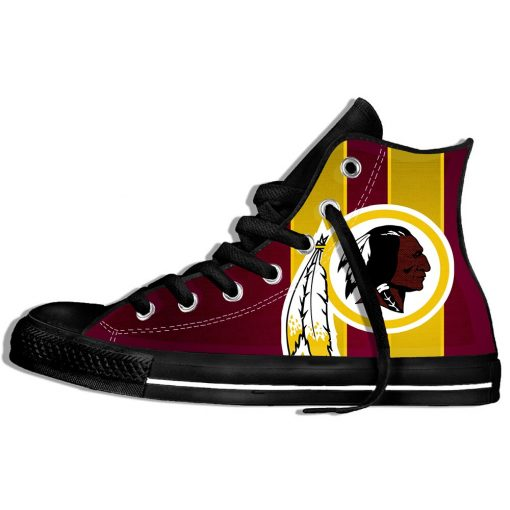 2019 Hot Fashion Printing hIgh top Sneakers redskins Unisex Lightweight Casual Shoes 2