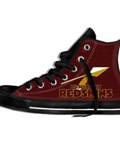 2019 Hot Fashion Printing hIgh top Sneakers redskins Unisex Lightweight Casual Shoes