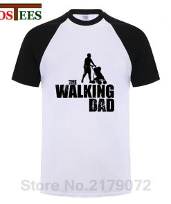 2019 Latest Awesome Vintage design The Walking Dad T shirts Perfect Birthday Thanksgiving Gift for Papa 1