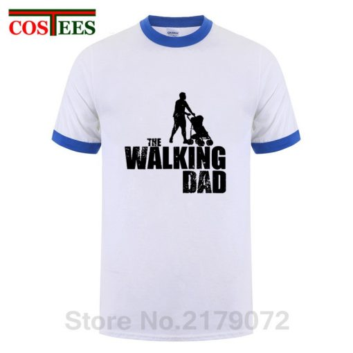 2019 Latest Awesome Vintage design The Walking Dad T shirts Perfect Birthday Thanksgiving Gift for Papa 3