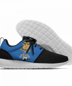 2019 Los Angeles Basketball Fans 7 McGee Lakers Palyer 5 Big Lol Cute Cartoon Sneakers For 3
