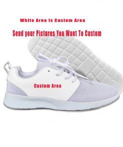 2019 Los Angeles LA Lakers Fans Sports Shoes 8 24 Bryant Black Manba Cute Cartoon Sneaker 2