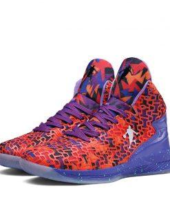 2019 New Fashion Men High top Jordan Basketball Shoes Men s Cushion Light Basketball Sneakers Anti 2