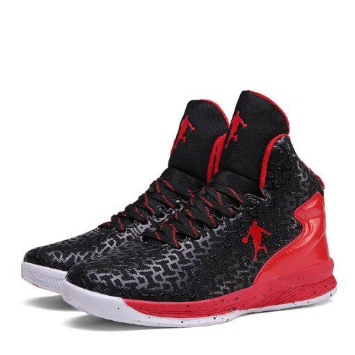 2019 New Fashion Men High top Jordan Basketball Shoes Men s Cushion Light Basketball Sneakers Anti 3
