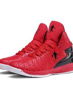 2019 New Fashion Men High top Jordan Basketball Shoes Men s Cushion Light Basketball Sneakers Anti 4