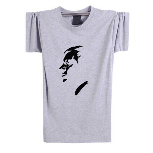 2019 New Ferguson United Kingdom Black T Shirts Men Fitness Tees Manchester Shirts Camisetas Hombre portrait 4