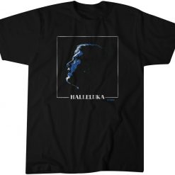 2019 New Funny Luka Halleluka Dallas Doncic Basketballer Black T shirt T Shirt Hoodies