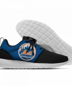 2019 New Men Women Mets Fashion Sneakers Comfortable Shoes New York Lace Up Unisex Casual Shoes 1 1