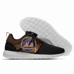 2019 New Men Women Mets Fashion Sneakers Comfortable Shoes New York Lace Up Unisex Casual Shoes 2 1