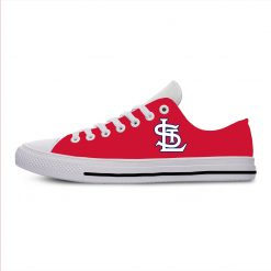 2019 New National Baseball League St Louis Cardinals Walking Breathable Shoes New Arrive Casual Men Women 1