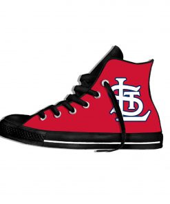 2019 New National Baseball League St Louis Cardinals Walking Breathable Shoes New Arrive Men Women Lightweight 2