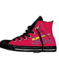 2019 New National Baseball League St Louis Cardinals Walking Breathable Shoes New Arrive Men Women Lightweight