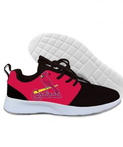 2019 New National Baseball League Walking Breathable Shoes St Louis Cardinals New Arrive Casual Men Women