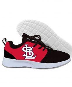 2019 New National Baseball League Walking Breathable Shoes St Louis Cardinals New Arrive Casual Men Women 3