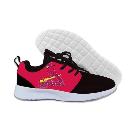 2019 New National Baseball League Walking Breathable Shoes St Louis Cardinals New Arrive Casual Men Women