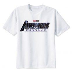 2019 Neweset Avengers Endgame T Shirt Men women Ironman Captain America End Game Marvel T shirt 1