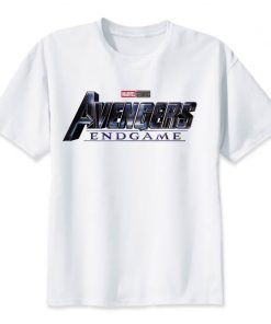2019 Neweset Avengers Endgame T Shirt Men women Ironman Captain America End Game Marvel T shirt 1